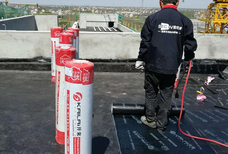 屋顶卷材防水怎么做,需遵循什么样的原则?